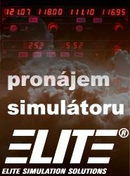 Pronájem simulátoru ELITE-BATD