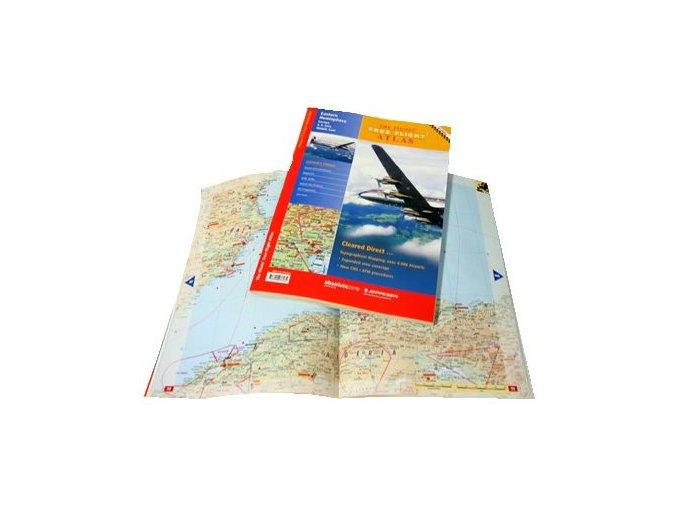 The Pilot´s Atlas EU - edition 3 (letecký atlas EU, již třetí aktuální! verze)