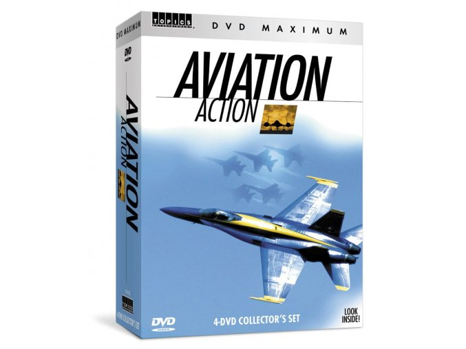 ASA Aviation Action DVD