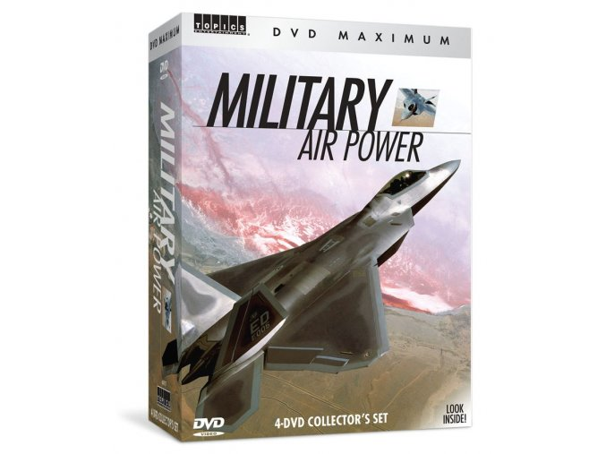ASA Military Air Power DVD
