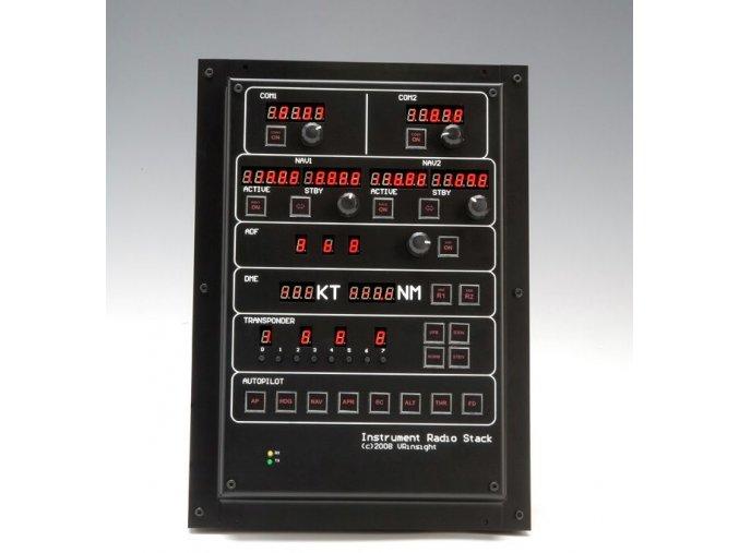 VRinsight Instrument Radio Stack USB