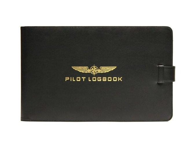 D4P Cover Pilot Logbook Professional