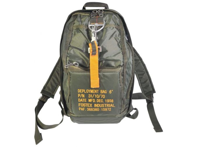 US Airforce Pilot´s backpack