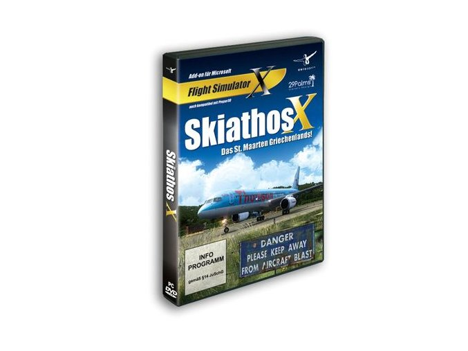 Skiathos X: The Greek St. Maarten
