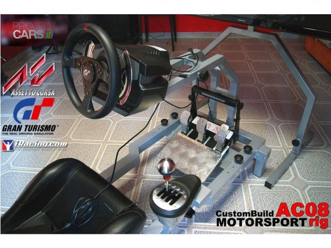 CustomBuild AC08 Motorsport RIG
