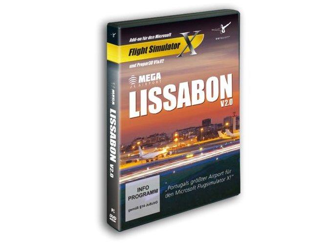 Mega Airport Lissabon v2.0 X