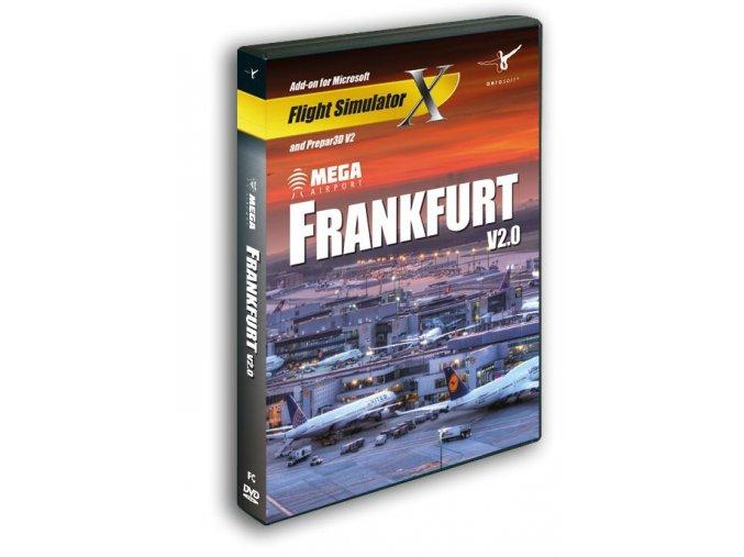Mega Airport Frankfurt Vol. 2 X