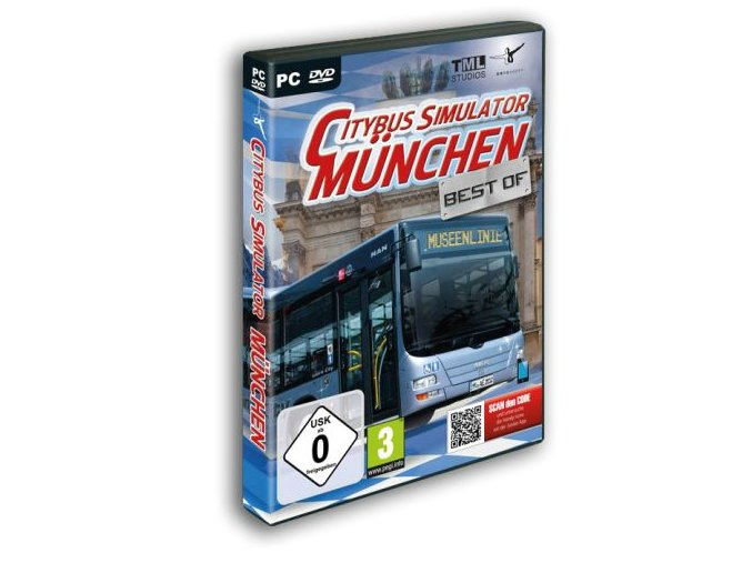 City Bus Simulator Muenchen - Best Of