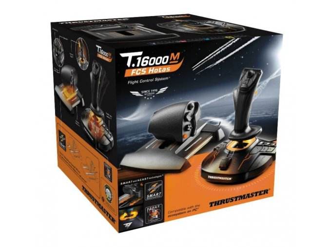 Thrustmaster T.16000M FCS HOTAS System PC