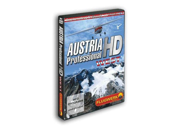 Austria PROFESSIONAL HD X - WEST