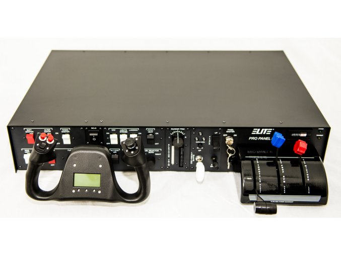 ELITE PRO PANEL III DYNAMIC CONTROL LOADING / SINGLE ENGINE