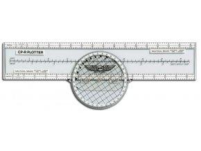 ASA CP-R Rotating Plotter (navigační plotter)