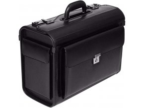 DELUXE Leather Pilot Case NEW!