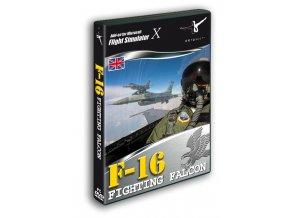 F-16 FIGHTING FALCON X (FSX) DOWNLOAD VERZE