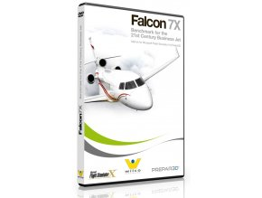 Falcon 7X (FSX/P3D DOWNLOAD VERZE)
